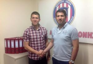 ΑΕΛ Καλλονής: Πέμπτο χτύπημα... με Στεφάνοβιτς