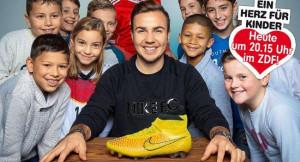 Μάριο Γκέτσε: «Χρυσό» το παπούτσι του τελικού!