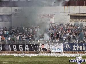 Η fan camera στο Αιγίνιο (video)