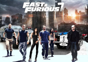 Fast and Furious 7: Τα παρασκήνια της ταινίας (photos+video)