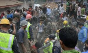 Νεπάλ: Οι σεισμολόγοι γνώριζαν ότι πλησίαζε η καταστροφή