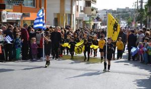 Η παρέλαση της Τριγλίας (photos)