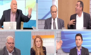 Ο καβγάς του Παπαδάκη με τον πρόεδρο της ΓΕΝΟΠ ΔΕΗ (video)