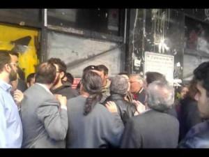 Επίθεση φοιτητών σε μέλη του ΣΥΡΙΖΑ στην Πάτρα (video)