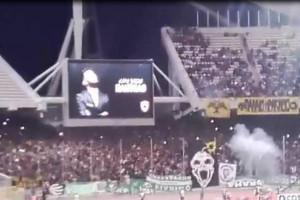 Το αντίο της ΑΕΚ στον Παντελή Παντελίδη (video)