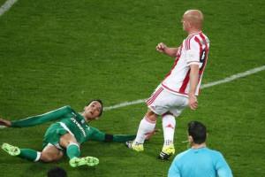 Γι' αυτό δεν έπρεπε να μετρήσει το πρώτο γκολ του Ολυμπιακού (Photo)