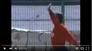 Η αστεία αλλά και τρομακτική πλευρά του ποδοσφαίρου! (video)