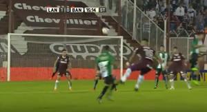 Τρελό γκολ στο πρωτάθλημα της Αργεντινής (video)