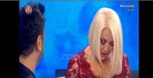 Η συγκλονιστική περιγραφή του Γιώργου Θεοφάνους για το πρόβλημα υγείας της Ρούλας Κορομηλά! (video)