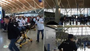 EKTAKTO: Έκρηξη στο διεθνές αεροδρόμιο της Σαγκάης