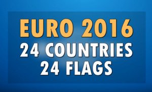 Πόσες σημαίες χωρών του Euro μπορείς να μαντέψεις; (video)