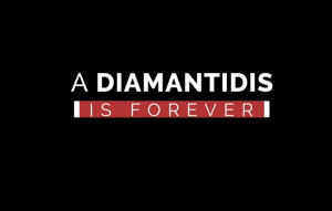 A Diamantidis is Forever (video)