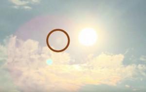 Τι είναι αυτό στον ουρανό του Λονδίνου; Δεύτερος ήλιος ή άγνωστος πλανήτης; (Video)