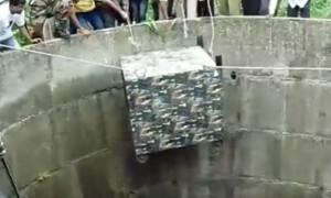 Απίστευτη επιχείρηση για τη διάσωση μιας λεοπάρδαλης (video)