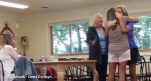 Συγκλονίζει η δασκάλα που δωρίζει το νεφρό της για να σωθεί η μαθήτριά της (video)