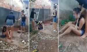 Τέσσερις μαθήτριες βασανίζουν 14χρονη σκάβοντάς της λάκκο για να τη βάλουν μέσα (vid)