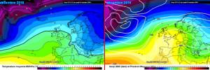 Χειμώνα «γεμάτος» με χιόνια και βροχές, δείχνουν τα μακροπρόθεσμα μοντέλα πρόγνωσης
