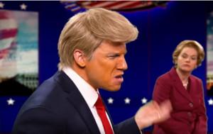Επικό! Η Χίλαρι Κίντον και ο Ντόναλντ Τραμπ σε rap battle (video)