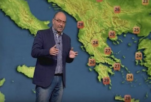 Το ποστάρισμα του Σάκη Αρναούτογλου που τρομοκρατεί: «12 μποφόρ σε ελληνικό νησί...»