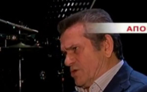 Εκνευρίστηκε με δημοσιογράφο ο Γ. Μαργαρίτης «Μην με κολλάς στον Ρέμο» (vid)