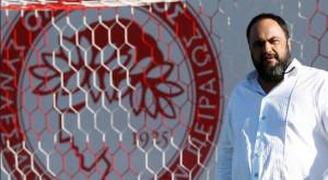 Καταδικάζει ο Ολυμπιακός την επίθεση στον Τσαχειλίδη