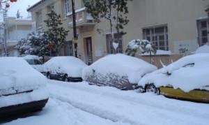 Δώστε προσοχή: Οδηγίες για να κινείστε με ασφάλεια στα χιόνια και τον παγετό