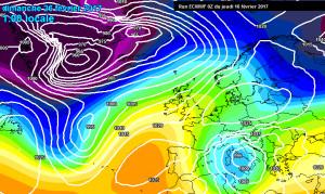 Καιρός: Με βροχές Απόκριες και Καθαρά Δευτέρα; (χάρτες)