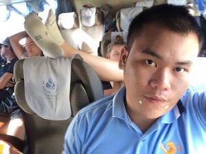 Η χειρότερη επιβάτης που έχετε συναντήσει σε λεωφορείο! (video)