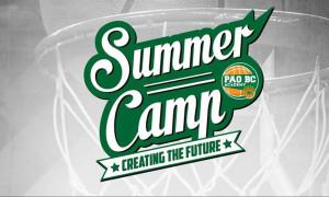 Δημιουργικό καλοκαίρι στο Summer Camp της PAO BC Academy
