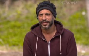 Survivor: Ο σοκαριστικός τραυματισμός του Χρανιώτη. Γέμισε αίματα το πρόσωπό του (video)
