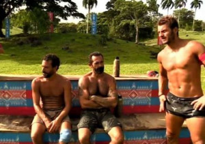 Survivor: Ενας στους τρεις φεύγει απόψε, ό,τι κι αν συμβεί (video)