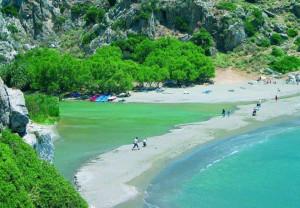 Ποιος Αγιος Δομίνικος; Η πιο... εξωτική παραλία, βρίσκεται στην Ελλάδα και είναι απίστευτη (photos)