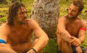 Survivor: Η δυνατή φιλία και η αγκαλιά του Ντάνου με τον Σπαλιάρα (video)
