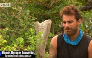 Survivor: Δείτε το ζεϊμπέκικο του Μάριου! (video)