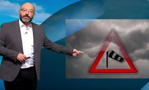 Προσοχή: Η προειδοποίηση του Σάκη Αρναούτογλου για την κακοκαιρία της Τετάρτης (video)