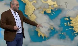 Ερχεται νέα επιδείνωση του καιρού! Η πρόγνωση του Σάκη Αρναούτογλου (video)