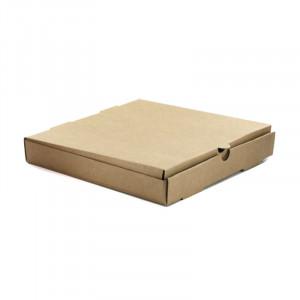 Πήρε ένα κουτί από πίτσα και άρχισε να το επεξεργάζεται. Δείτε, τελικά, τι έφτιαξε... (Video)