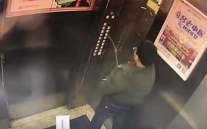 Μπήκε στο ασανσέρ κι έκανε την ανάγκη του! Δεν φανταζόταν ποτέ τι θα πάθει... (video)
