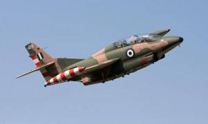 Θρήνος στην Πολεμική Αεροπορία: Πτώση εκπαιδευτικού αεροσκάφους - Νεκρός ο κυβερνήτης