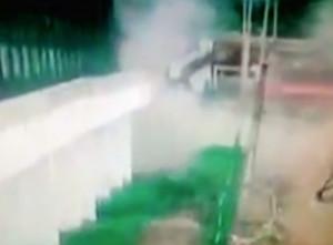 ΠΡΟΣΟΧΗ ΣΚΛΗΡΕΣ ΕΙΚΟΝΕΣ: Ανατινάζουν φυλακή για να αποδράσουν (video)