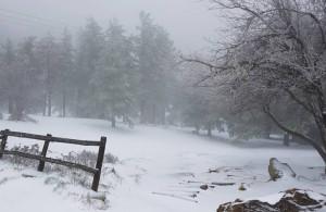 Η εξέλιξη των χιονοπτώσεων μέχρι την Κυριακή. Πόσα εκατοστά χιονιού θα πέσουν; (video)
