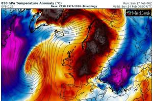 Καιρός: Χιονιά Αττικής και ανατολικής Ελλάδας «δείχνει» η νέα ψυχρή εισβολή (Photos)