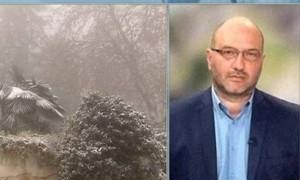 Καιρός: Η έκτακτη ενημέρωση του Σάκη Αρναούτογλου και οι χάρτες χιονιού και ανέμων (photos)