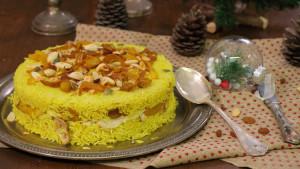 Ρύζι Biryani με κοτόπουλο! (video)