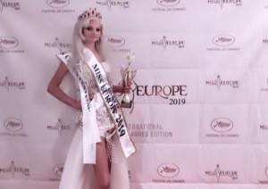 Η Τζούλια Αλεξανδράτου «βασίλισσα» της Ευρώπης! Οι φωτογραφίες που προβληματίζουν (photos)