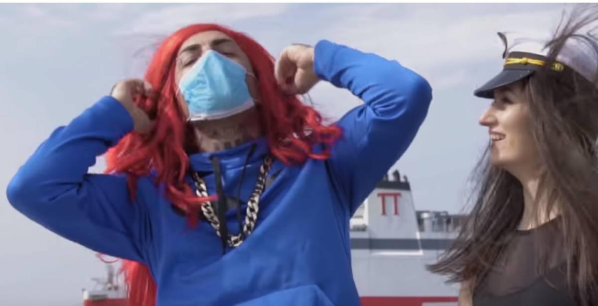 Ο TUS «τρολάρει» τον Sin Boy και το «MAMA» με νέο... τραγούδι (video)