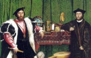 Απίστευτη οπτική ψευδαίσθηση σε πίνακα ζωγραφικής του 1533 (video+photo)