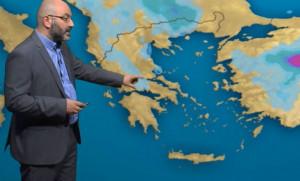 Καιρός: Πού θα χτυπήσει... κόκκινο ο υδράργυρος; Η ανάλυση του Σάκη Αρναούτογλου (video)