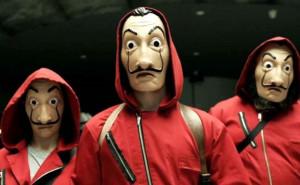 La Casa de Papel: Ανατροπή! Το «αντίο» σε βασικό πρωταγωνιστή (photos+videos)