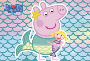 Peppa Pig: Πέππα η Γοργόνα